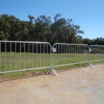 Security Fencing Panel