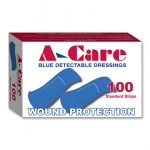 Blue Detectable Bandaid