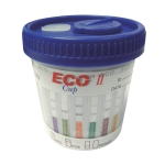 ECO (6 Drug Test) URINE CUP (Box 25)