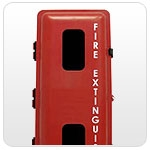 4.5kg Fire Extinguisher Cabinet