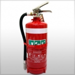 Fire Extinguisher Dry Powder 2.5Kg ABE