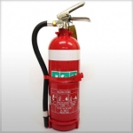 Fire Extinguisher Dry Powder 2Kg ABE