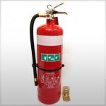 Fire Extinguisher 4.5Kg Dry Powder ABE 60:BE
