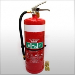 Fire Extinguisher 9kg Dry Powder A.B.E.