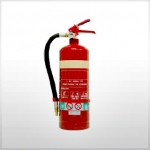 Fire Extinguisher 2 Litre Wet Chemical