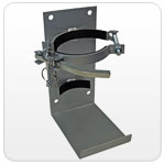 Galvanized 9kg Vehicle Bracket- Heavy Duty