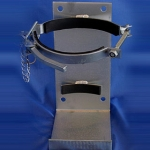 Galvanized 4.5kg Vehicle Bracket- Heavy Duty