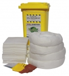 Mobile 240L Marine Oil/Fuel Spill Kit