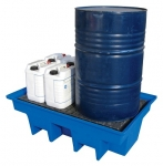 Drum Bunded Pallets (sizes 2 and 4)