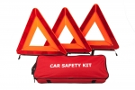 Set of 3 Safety Triangles