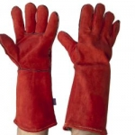 WSP WKR L40 Rhino Red Welding Gloves