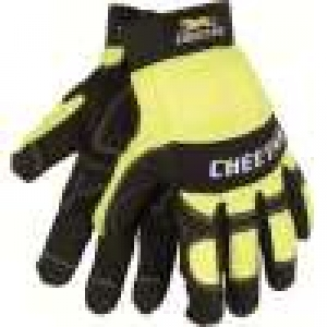 Cheetah Hi Vis Gloves Australian Safety Products First